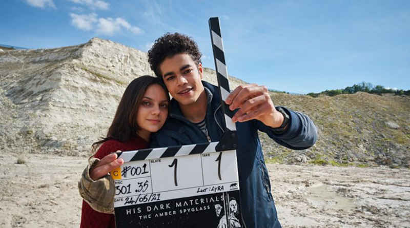 His Dark Materials series three commences production with eight-part adaptation of The Amber Spyglass - Bradford Zone